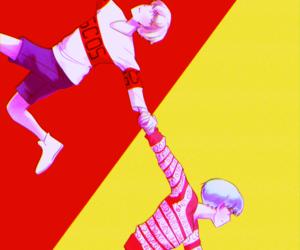jin, taehyung, and namjoon image