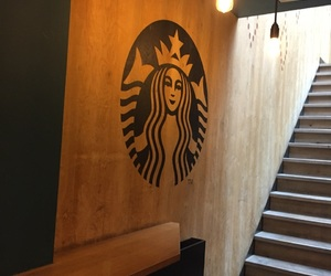 cafe, starbucks, and anvers image