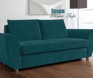sleeper sofa, fabric upholstered sofa, and sectional sofa image