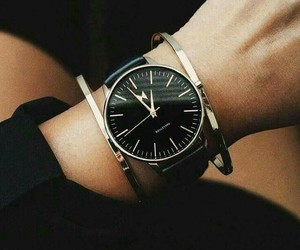 black, fashion, and accessories image