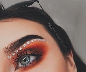 girl, perfect, and makeups image