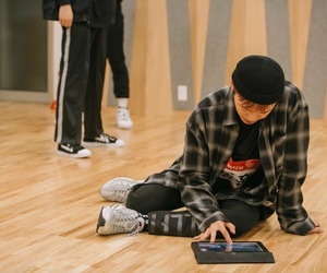 donghun, mixnine, and ace image