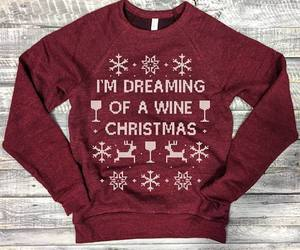 christmas, style, and sweater image