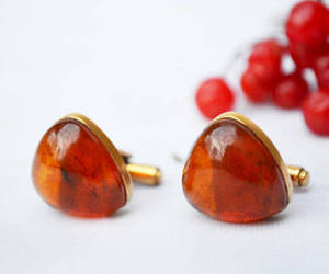 etsy, vintage cuff links, and mens jewelry image