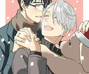anime, bl, and victor nikiforov image