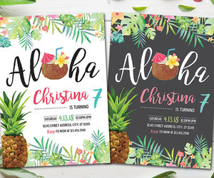 etsy, printable invitation, and personalized invite image