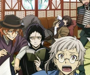 bungo stray dogs, bungou stray dogs, and bungou image
