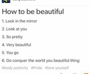 beautiful, beauty, and confident image