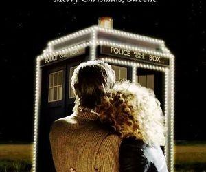 christmas, doctor, and doctor who image