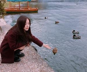 gfriend and hwang eunbi image