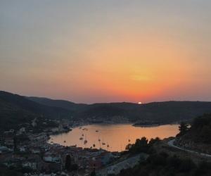 city, Croatia, and Island image