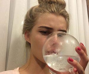 blonde, instagram, and girls image