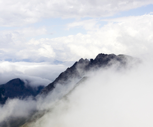 ciel, cloud, and france image