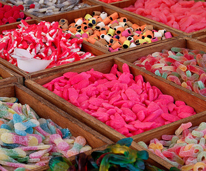 candy, food, and sweet image