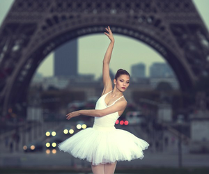 ballet, paris, and dance image