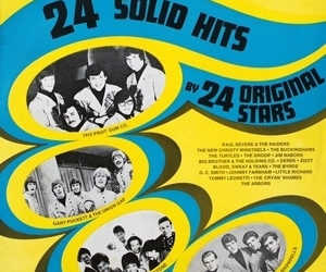 lp, 24 solid hits, and australian compilation image