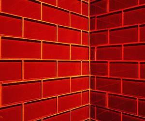 bricks, minimalism, and pattern image