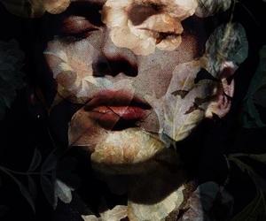 art, flower art, and grunge image
