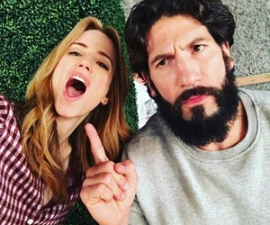jon bernthal and jaime ray image