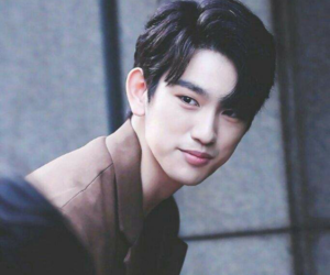 cutie, love, and jinyoung image