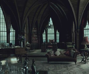 gothic and room image