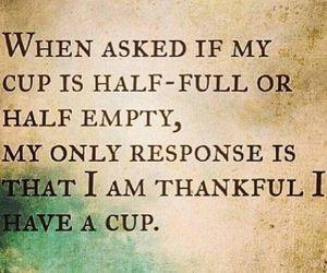 sayings, gratitude, and inspiration image