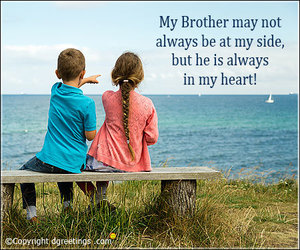 brother, family, and quote image