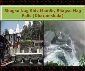 bhagsu nag shiv mandir image