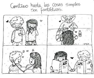 couple, amor, and boyfriend image