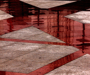 maroon, pattern, and Plaza image