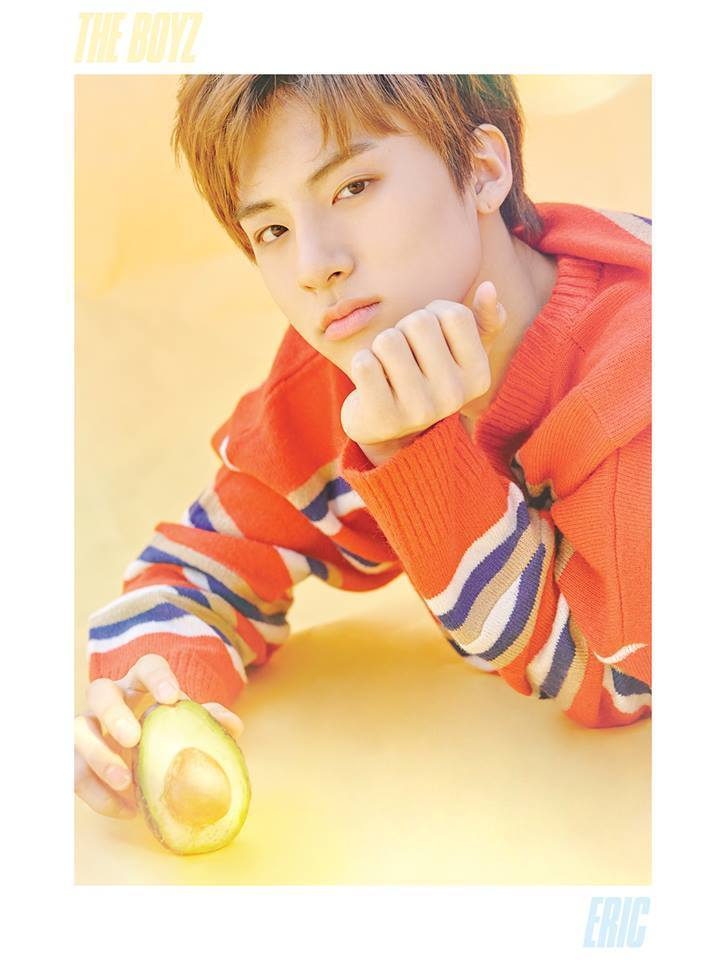 Image In Son Young Jae Eric The Boyz Collection By Lemercier S
