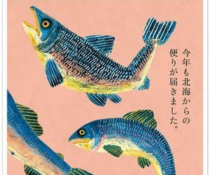 aesthetic, fish, and pastel image