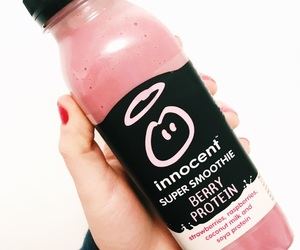 berry, delicious, and drink image