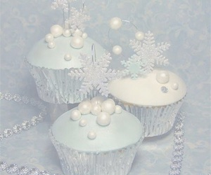 cupcake and christmas image