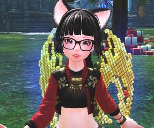 cat girl, Harajuku, and reaper image