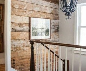 cozy, interior, and stairs image