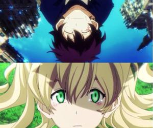anime, Leo, and kekkai sensen image
