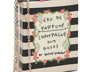 betsey johnson bags and perfume bag image