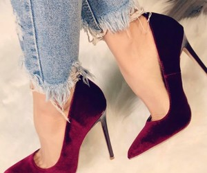 chic, heels, and classy image