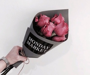 flowers roses plants, tumblr inspiration, and bouquets luxury glamour image