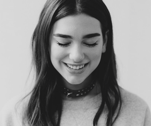 dua lipa and music image