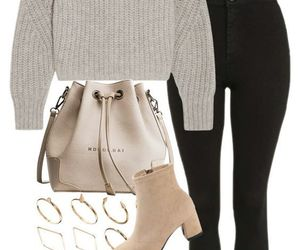 boots, classy, and clothes image