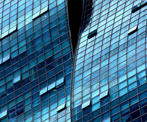 architecture, blue, and pattern image