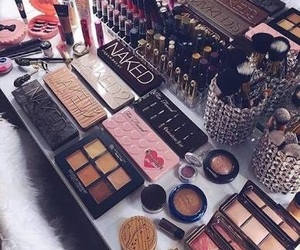 collection, goals, and makeup image