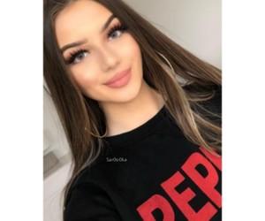 beauty, girl, and بُنَاتّ image