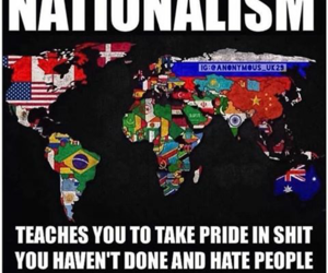 nationalism, pride, and politics image