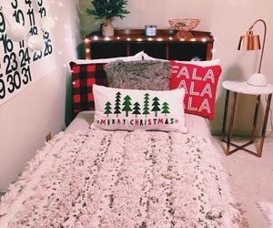 christmas, room, and winter image