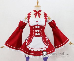 anime cosplay, cheap cosplay costumes, and re zero cosplay image
