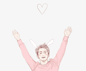 exo, fanart, and suho image
