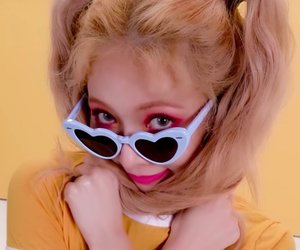 hyuna, icon, and kpop image